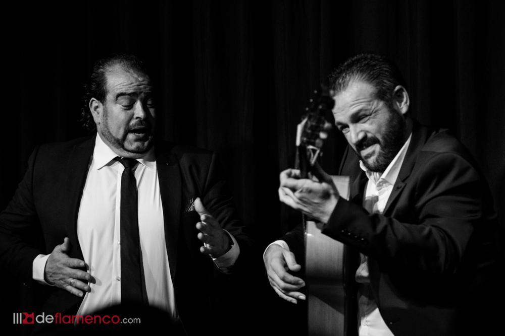 Miguel de Tena & Antonio de Patrocinio