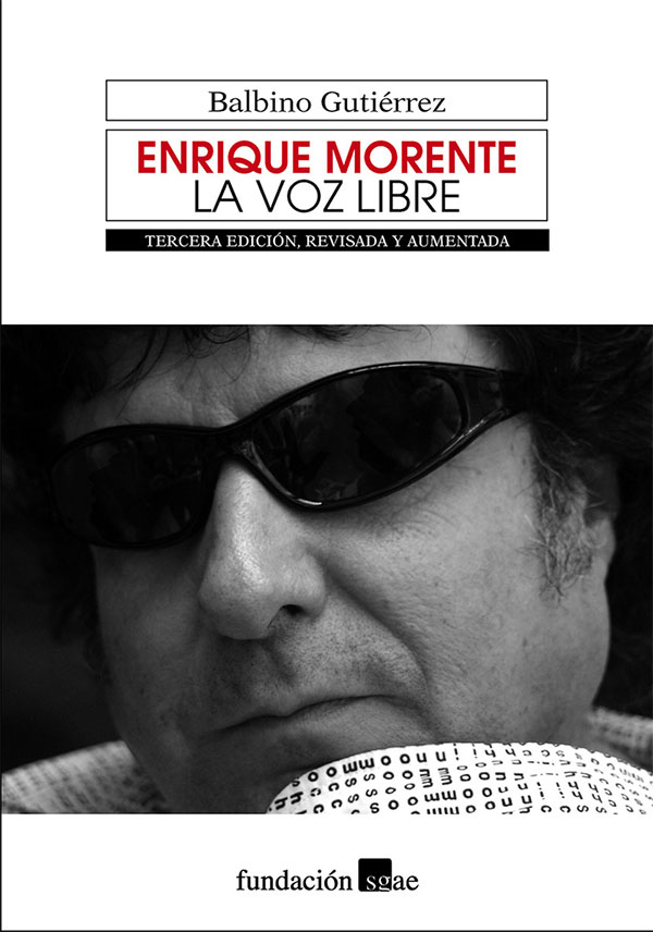 Morente La Voz Libre - 3ª edición