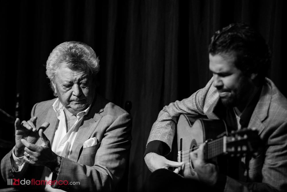 Pansequito & Miguel Salado en la Sala García Lorca
