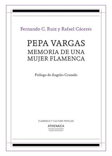 Pepa Vargas, libro - Athenaica
