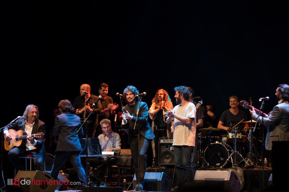 Fin de fiesta, Pepe Habichuela 60 años de guitarra flamenca