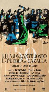 Reunión Cante Jondo 2018 - La Puebla de Cazalla