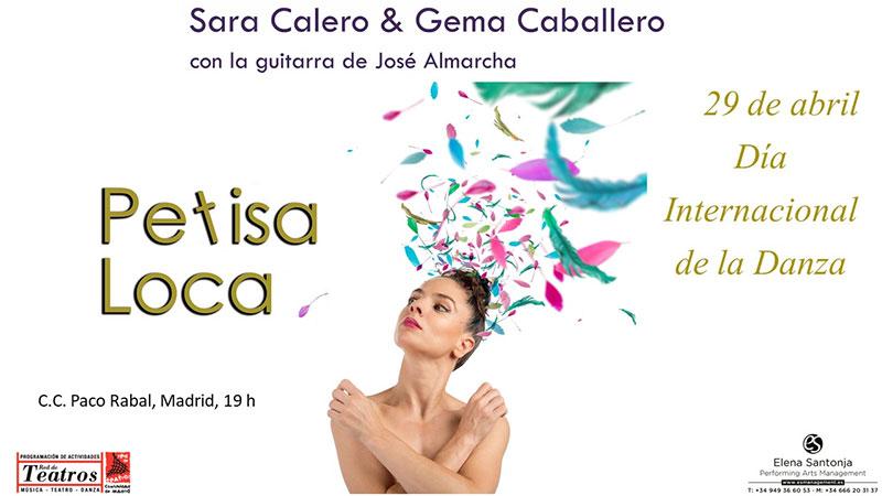 Sara Calero Petisa Loca - Dia Internacional de la Danza