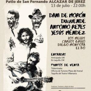Viernes Flamencos Dani de Moron