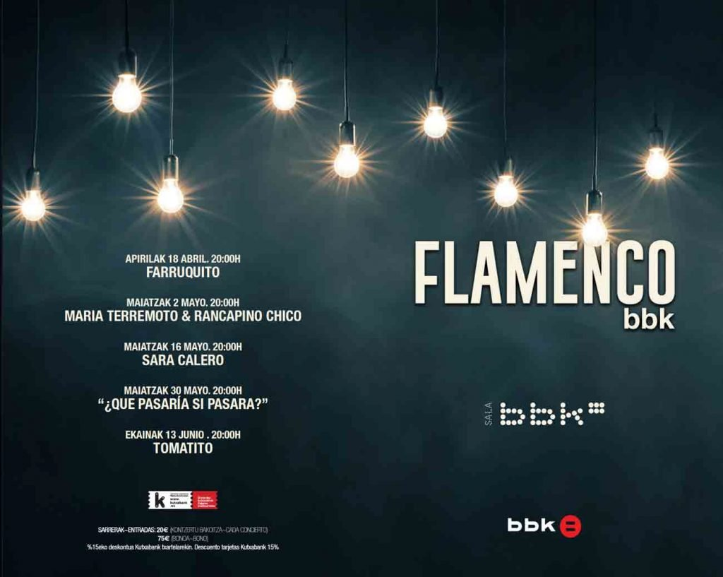 Flamenco BBK 2018