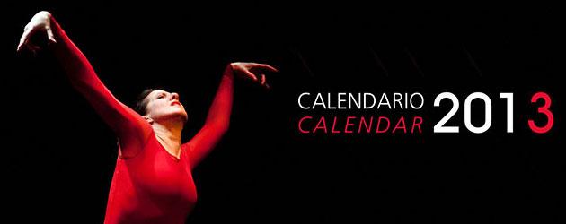 Calendario Flamenco 2013