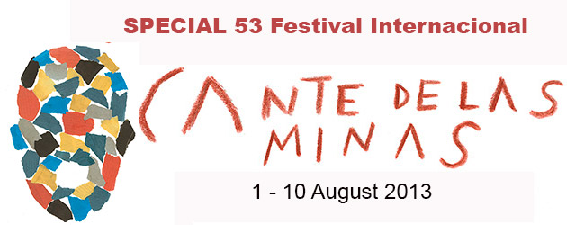Special 53 Festival Internacional de Cante de las Minas de La Unión 2013