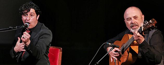 Un día en la Gira Flamenca del Norte, con David Palomar