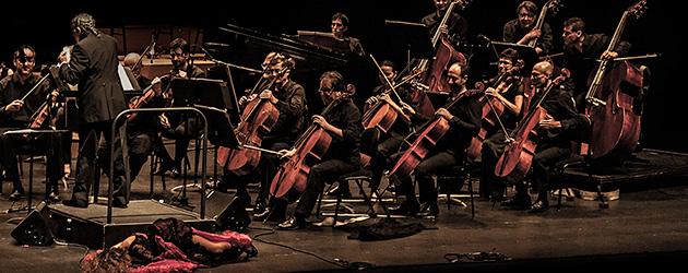 Estrella Morente & Orquesta Sinfónica de Navarra – Galería fotográfica