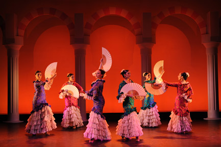 Audiciones para bailar en Japón