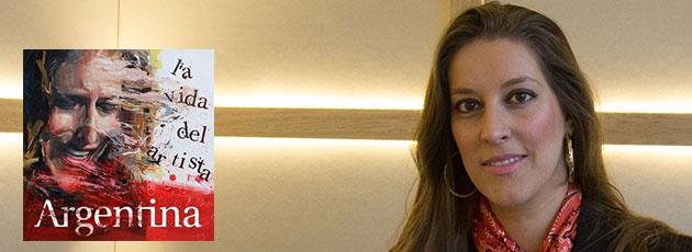 """Argentina: """"En el flamenco, me siento aficionada antes que artista"""""""