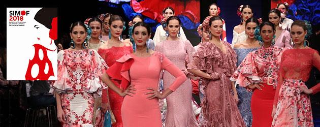 SIMOF 2018.  Salón Internacional de Moda Flamenca