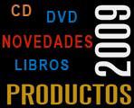 EL AÑO FLAMENCO 2009. Cds, dvds, libros, didácticos…