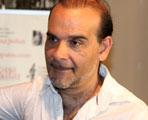 Interview with  Juan Carmona. Guitarrista. Cd 'El Sentido del aire'
