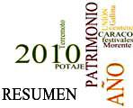 El año flamenco 2010,  año del Patrimonio Inmaterial