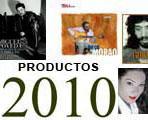 EL AÑO FLAMENCO 2010 en CDs, DVDs, Libros, Didácticos, Partituras…