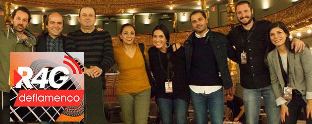 ADN Flamenco en Radio4G DeFlamenco. Programa #2