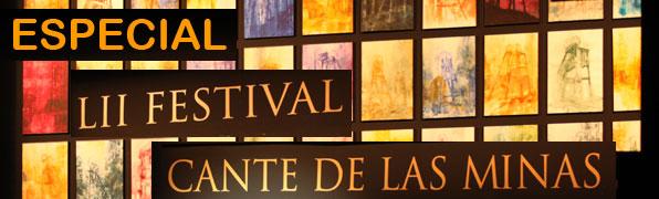 52 Festival Internacional de  Cante de las Minas de La Unión