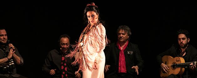 """Belén López """"Flamenca"""" Festival de Jerez"""
