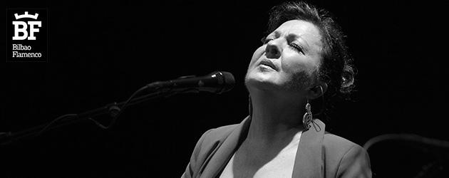 Carmen Linares en Bilbao Flamenco, galería fotográfica