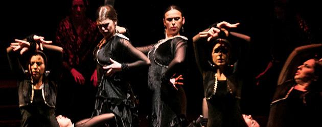 Gala Ganadores Concurso Internacional de Baile Flamenco Puro de turin