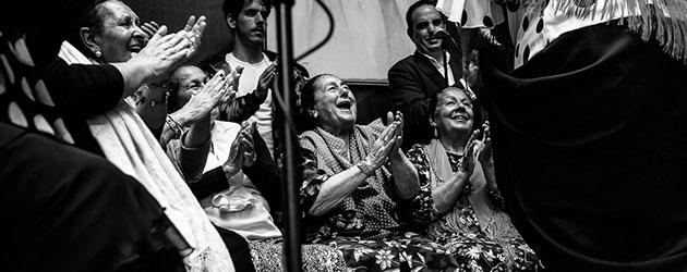 Mujeres de la Peña Tío José de Paula