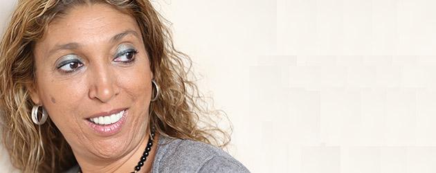 """Interview with Esperanza Fernández, """"Mi Voz en tu Palabra"""""""