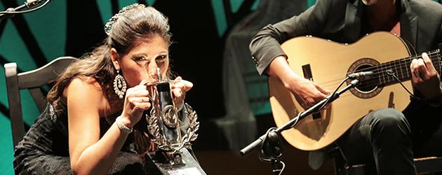 Fotografías de la Final del Cante de las Minas 2015
