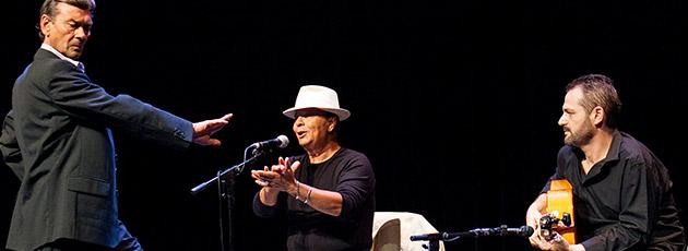 Jueves Flamencos – El Pele, artista invitado Güito