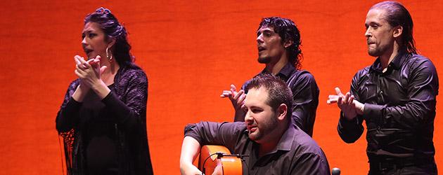 Alfonso Losa – Tendencias, flamenco para tres