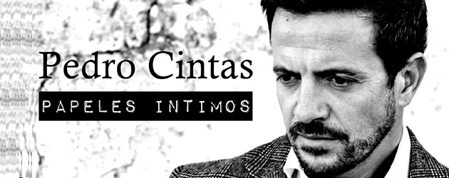 Interview with Pedro Cintas