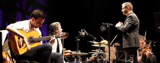 Encarnación Fernández & Carlos Piñana y Orqueta Región de Murcia