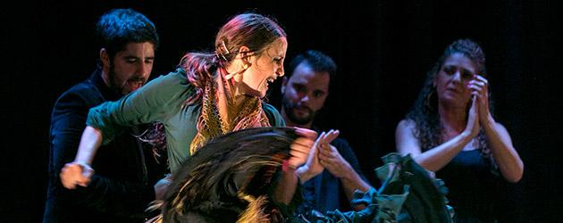 """Asunción Demartos – """"Retales"""" Jueves Flamencos Cajasol – Fotografías"""