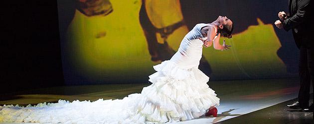 "Ballet Flamenco de Andalucía ""Imágenes"" – Bilbao Flamenco. Fotografías"