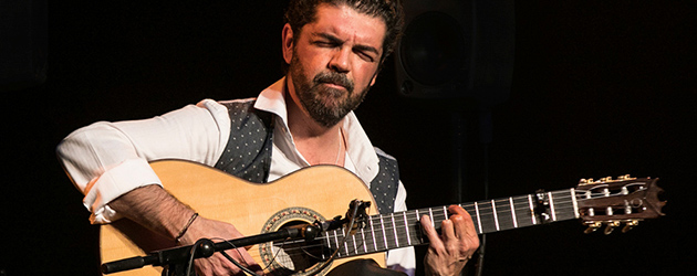 """José Carlos Gómez """"Origen"""" – Festival de Jerez"""