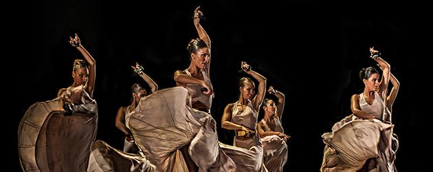 """Ballet Nacional de España """"Alento y Zaguán"""" – Galería fotográfica & video"""