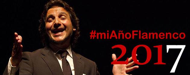 El año flamenco de Antonio Reyes