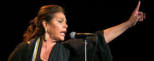 Aurora Vargas – Jueves Flamencos Cajasol