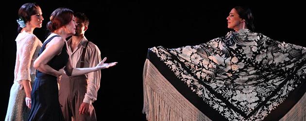Blanca del Rey & Ballet Nacional de España – Video & fotografías