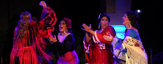 Cantaoras. Lo puro manda. Bienal de Flamenco. Video & fotos