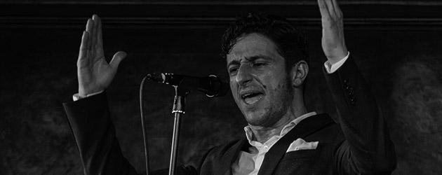 David Palomar en el Corral de la Moreria – fotos & video