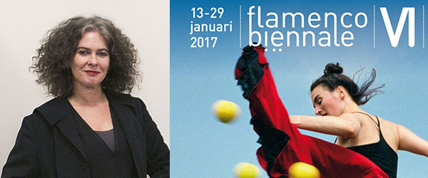 Interview with Ernestina Van de Noort, director of the Dutch Bienal de Flamenco