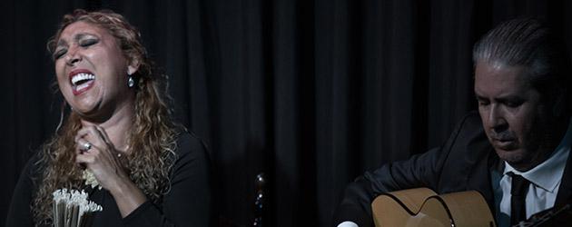 Esperanza Fernández en la Sala Garcia Lorca, video