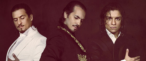 "Interview with Farruquito & Farruco, presentation of ""Tr3s Flamenco"""