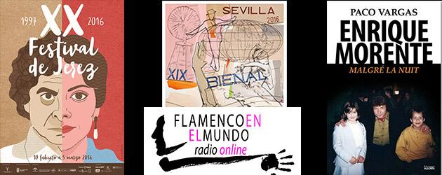 Flamenco en el Mundo. Entre Jerez y Granada está Sevilla
