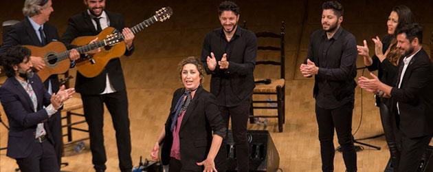 Flamenco en los Festivales de Verano