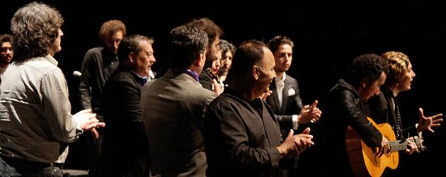 Gala Inaugural Bienal de Flamenco. Enrique Morente, galería fotográfica por Paco Manzano