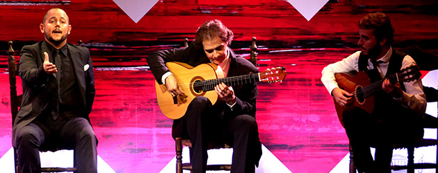 "Jeromo Segura: ""Pureza-Segura"" – Bienal de Flamenco. Fotos & video"