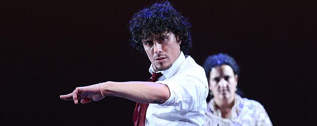 Interview with Jesús Carmona, dancer