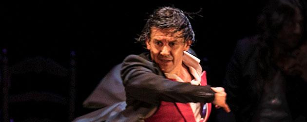 "José Barrios ""Reditum"" – Festival de Jerez"
